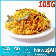 Giá bán 01 gói (105gram) Khô Gà Lá Chanh New4all (Tp.HCM)