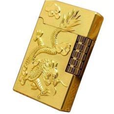 So Sánh Giá Bật Lửa Khắc Rồng Nổi Ct094 (Vàng)