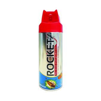 Bình Xịt Côn Trùng Rocket không mùi (300ml)