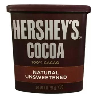 Bộ 03 Hộp Bột Socola Hershey'S Cacao Tự Nhiên 226G - 2