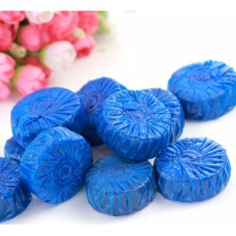 Bộ 10 viên tẩy bồn cầu siêu sạch hương hoa