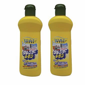 Bộ 2 chai Kem tẩy rửa đa năng cao cấp Nhật Bản Wai màu vàng 400g - 8835148 , WA176WNAA30ZMEVNAMZ-5266486 , 224_WA176WNAA30ZMEVNAMZ-5266486 , 150000 , Bo-2-chai-Kem-tay-rua-da-nang-cao-cap-Nhat-Ban-Wai-mau-vang-400g-224_WA176WNAA30ZMEVNAMZ-5266486 , lazada.vn , Bộ 2 chai Kem tẩy rửa đa năng cao cấp Nhật Bản Wai màu vàng 4