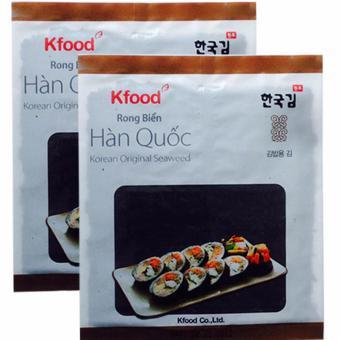 Bộ 2 Gói Rong Biển Sấy Khô Hàn Quốc, Cuộn Cơm Gimbad (1goi X 10 miếng - 8659341 , OE680WNAA3J2MUVNAMZ-6238036 , 224_OE680WNAA3J2MUVNAMZ-6238036 , 180000 , Bo-2-Goi-Rong-Bien-Say-Kho-Han-Quoc-Cuon-Com-Gimbad-1goi-X-10-mieng-224_OE680WNAA3J2MUVNAMZ-6238036 , lazada.vn , Bộ 2 Gói Rong Biển Sấy Khô Hàn Quốc, Cuộn Cơm Gimbad
