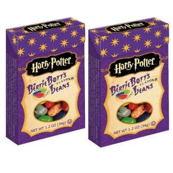 Bộ 2 Hộp Kẹo Thối Harry Potter Bertie Bott