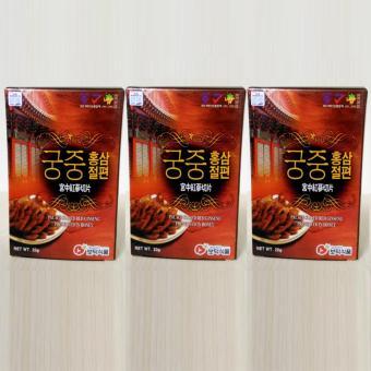 Bộ 3 Hộp Hồng Sâm khô thái lát tẩm mật ong Since 1970 Hàn Quốc (20g/gói) - 8174550 , HA480WNAA4CZW7VNAMZ-7971739 , 224_HA480WNAA4CZW7VNAMZ-7971739 , 240000 , Bo-3-Hop-Hong-Sam-kho-thai-lat-tam-mat-ong-Since-1970-Han-Quoc-20g-goi-224_HA480WNAA4CZW7VNAMZ-7971739 , lazada.vn , Bộ 3 Hộp Hồng Sâm khô thái lát tẩm mật ong Since 1