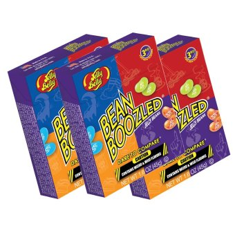 Bộ 3 Hộp Kẹo Thối Jelly Belly Bean Boozled 45gr