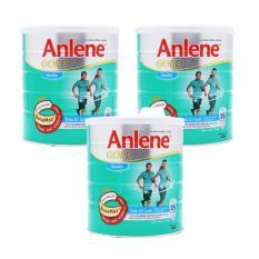 Bộ 3 Hộp Sữa Anlene Fonterna Dành Cho Người Trên 51 Tuổi Hương Vani  800G