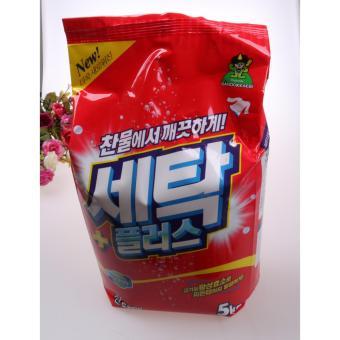 Bột giặt Sandokkaebi Hàn Quốc 5Kg
