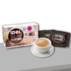 Đánh Giá Cà phê giảm cân Idol Slim Coffee Thái Lan 10 gói x 15g