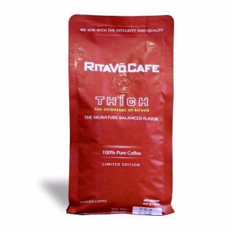 Cà phê hạt rang cao cấp RitaVõ dòng THÍCH 454G