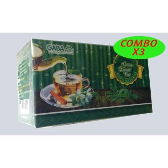COMBO 3 hộp Trà ổi GABA hỗ trợ giảm cân