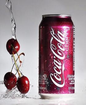 Combo 4 Lon Coca Cherry