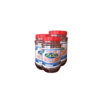 Combo3 hũ Ruốc Cô Ri, ĐẶC SẢN HUẾ (400g loại 1)