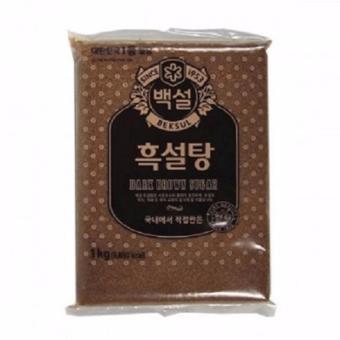 Đường nâu Hàn Quốc Beksul 1kg