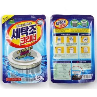 Gói bột tẩy vệ sinh lồng máy giặt 450g cao cấp sạch bóng