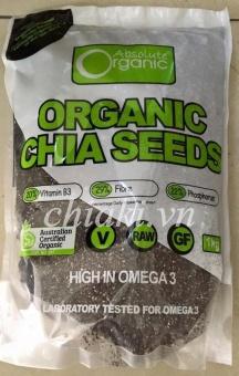 Hạt Chia Organic Úc (1kg)