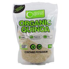 Mẫu sản phẩm Hạt Diêm Mạch Organic Quinoa Úc 1KG
