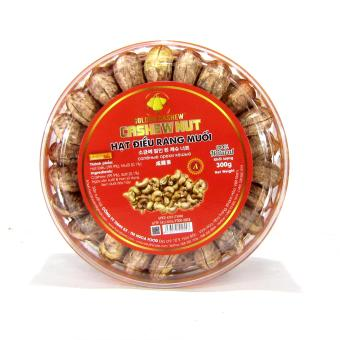 Hạt điều rang muối Golden Cashew hộp 300g