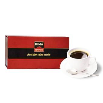 Hộp cà phê sữa Đông trùng hạ thảo Hima (18g x 10 gói) - 8182125 , HI840WNAA4VXF6VNAMZ-9005786 , 224_HI840WNAA4VXF6VNAMZ-9005786 , 110000 , Hop-ca-phe-sua-Dong-trung-ha-thao-Hima-18g-x-10-goi-224_HI840WNAA4VXF6VNAMZ-9005786 , lazada.vn , Hộp cà phê sữa Đông trùng hạ thảo Hima (18g x 10 gói)