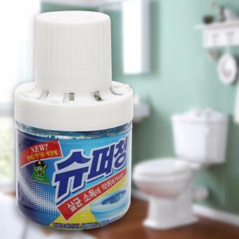 Hộp sáp thơm thả bồn cầu diệt khuẩn khử mùi Hàn Quốc