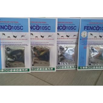 5 gói thuốc diệt côn trùng Fenco 10SC 5 ml