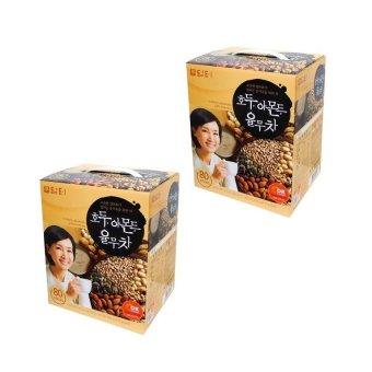 Mua Bộ 2 hộp 50 gói bột ngũ cốc dinh dưỡng Damtuh 18g giá tốt nhất