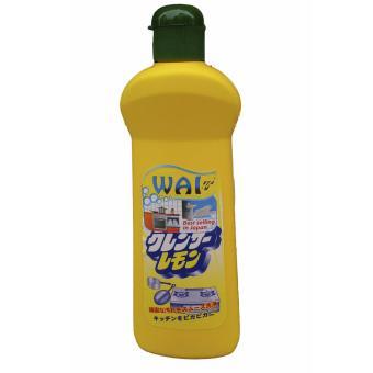 Kem tẩy rửa đa năng cao cấp Nhật Bản Wai màu vàng 400g