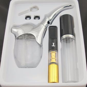 Bộ 02 tẩu lọc thuốc lá điếu an toàn cho sức khỏe F212 (Trắng)
