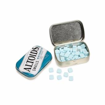 3 hộp kẹo ngậm thơm miệng hương bạc hà Altoids Wintergreen hộp 50 viên