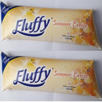 Bộ 2 nước xả vải đậm đặc Fluffy Summer Breeze Úc