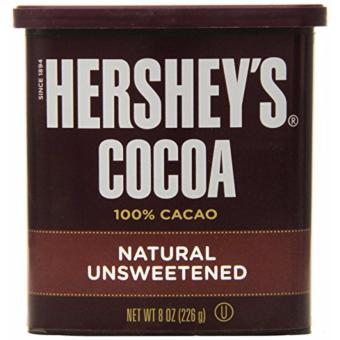 Bột cacao Hershey's không đường 226g