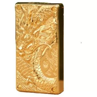 Bật Lửa Cảm Ứng Promise Khắc Rồng (Vàng)