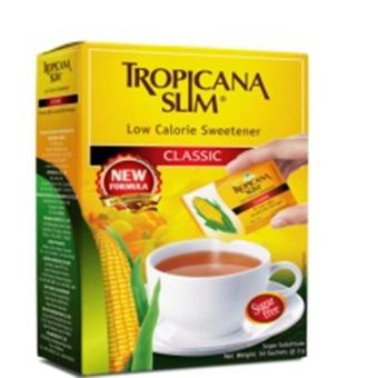 Đường Ăn Kiêng Tropicana Slim 50 Gói