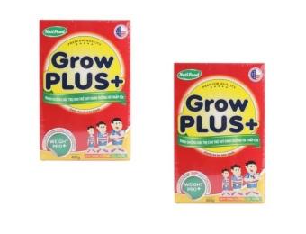 Bộ 2 sữa bột cho trẻ suy dinh dưỡng Grow Plus+ 400g