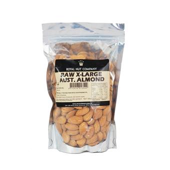 Hạt hạnh nhân cao cấp Royal Nut không vỏ size đại 500g