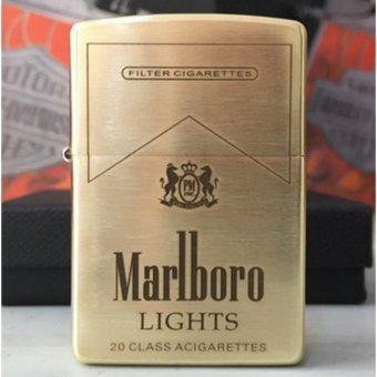 Bật lửa Zippo Marlboro chính hãng Mỹ bảo hành 12 tháng