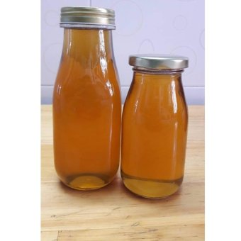 Combo 02 Mật ong nguyên chất Hoa Nhãn 300 - 400 gram