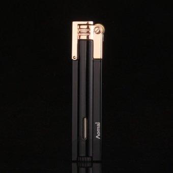 Bật lửa ga đá Aomai 7101(đen)