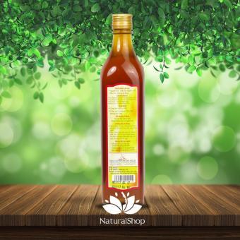 Bộ 02 chai mật ong nguyên chất Dakhoney 720gram