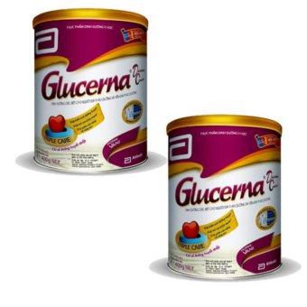 Bộ 2 Sữa Bột Abbott Glucerna 850G