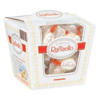 Chocolate Raffaello bọc dừa 150g Đức