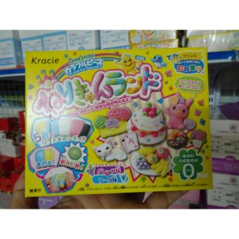 Popin Cookin Kẹo nặn Tiệc Sinh Nhật Nary Candy Land