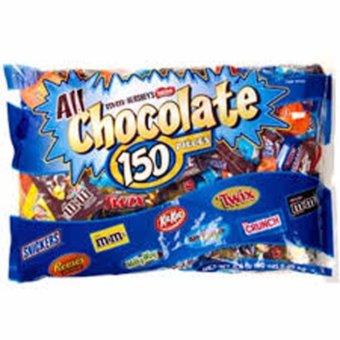 Chocolate tổng hợp 2.550gr