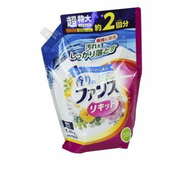 Nước giặt cao cấp Nhật Bản Kaori no FUNS 1650gr