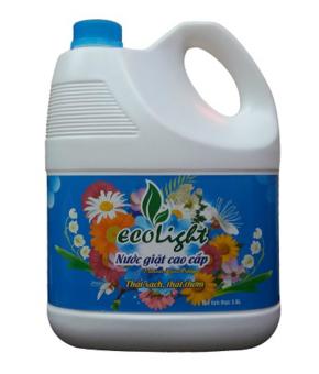 Nước giặt đậm đặc hương Comfort Ecolight 3.6L