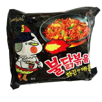 Thùng mì cay Samyang (40 gói)
