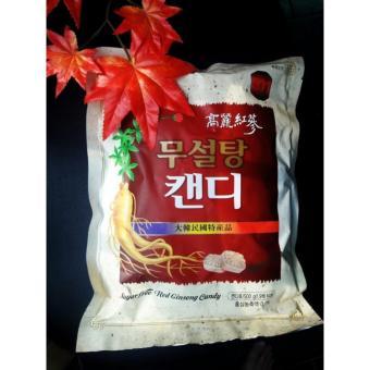 Kẹo Hồng Sâm Hàn Quốc Không Đường 200gr