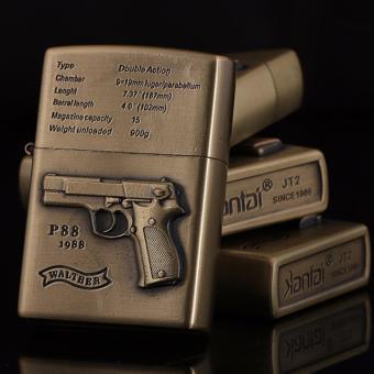 Bật lửa xăng Walther P88 1988