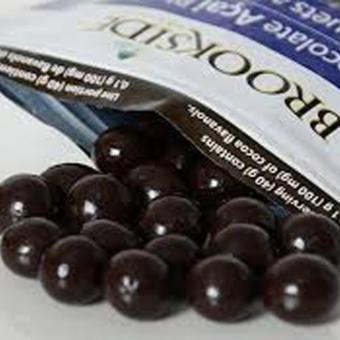 Kẹo chocolate đen Brookside nhân quả Việt quất Acai & Blueberry 907g