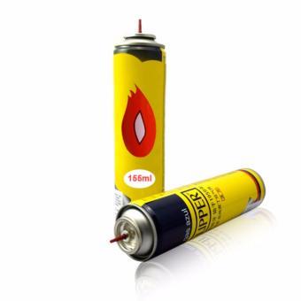 Bình bơm gas Bật Lửa Hộp Quẹt LPG 80g
